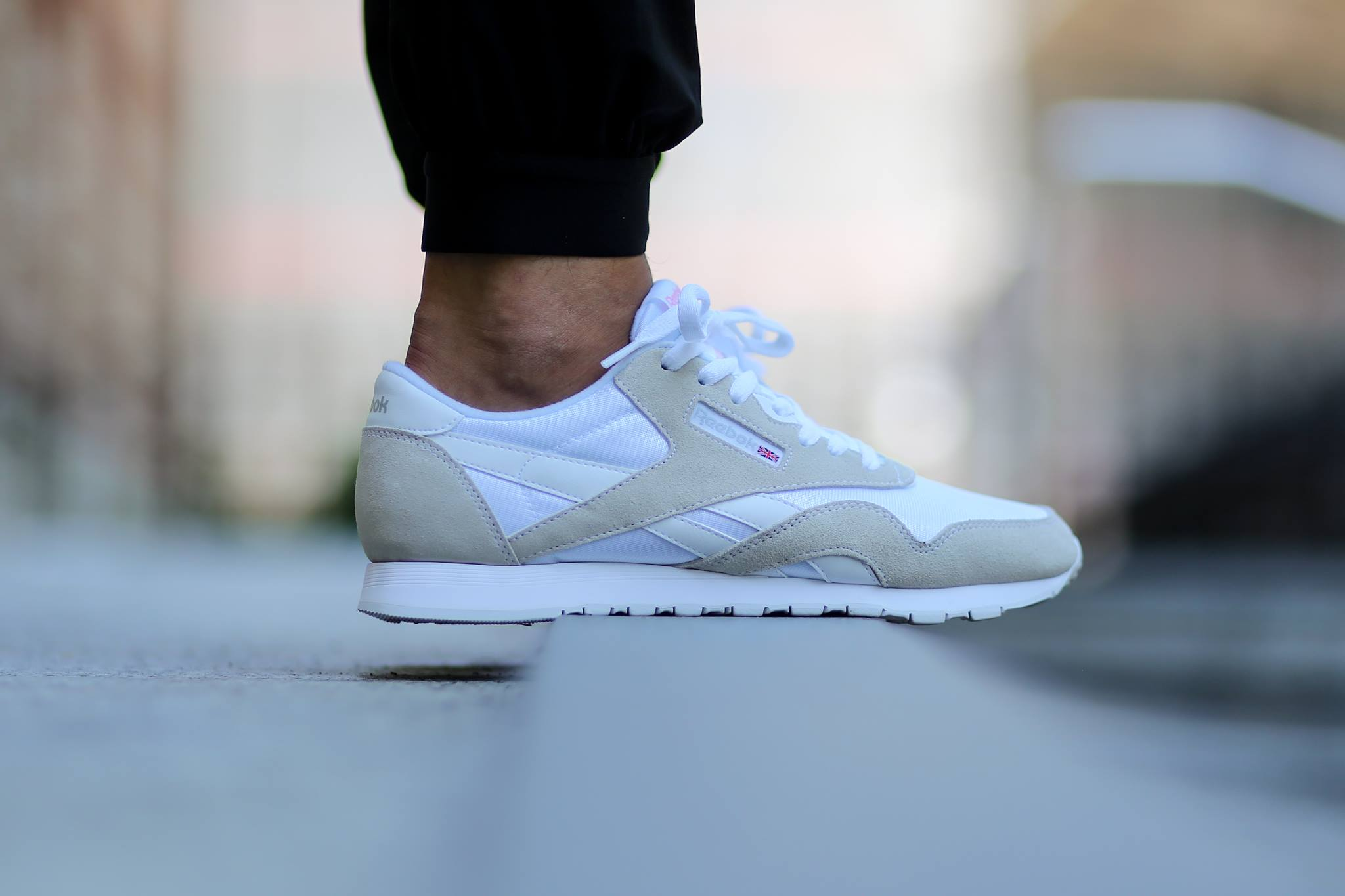 A Really Clean Pair of Reebok Classic