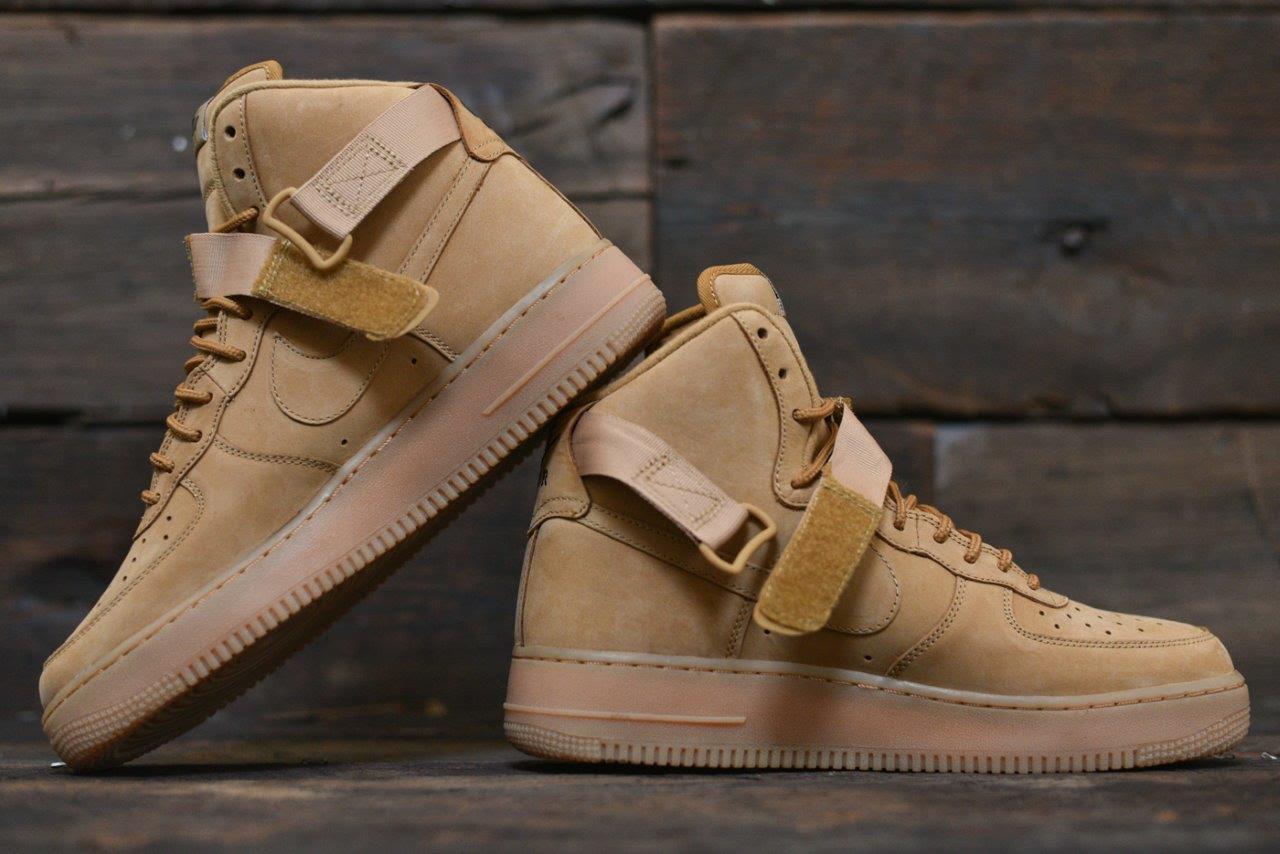 san francisco 55e80 01611 Nike Air Force 1 High