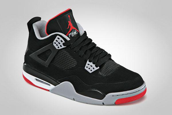 Greatest Air Jordan Bred Sneakers Ever