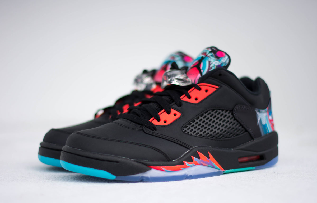 lower price with new release authorized site Another Look At The Air Jordan 5 Low China • KicksOnFire.com