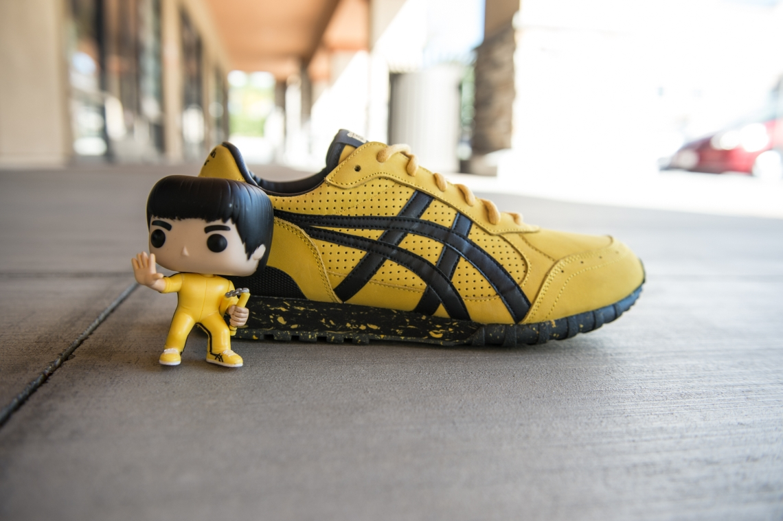 innovative design 5c4e0 6ee5e Exclusive Look At The BAIT x Onitsuka Tiger x Bruce Lee 75th ...