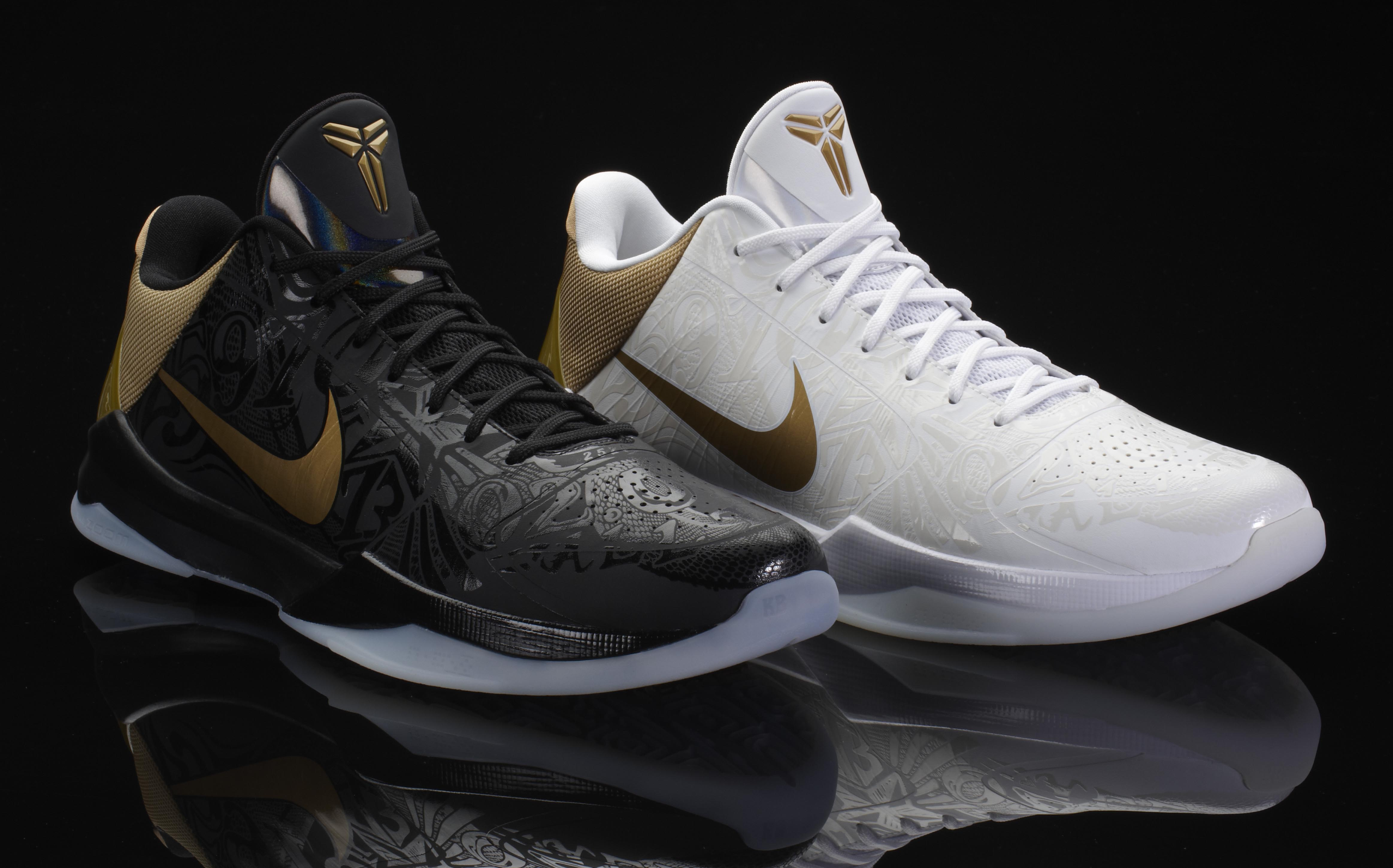 best loved baac6 e838b Sneaker Grails  The Chase For The Nike Zoom Kobe 5 Big Stage