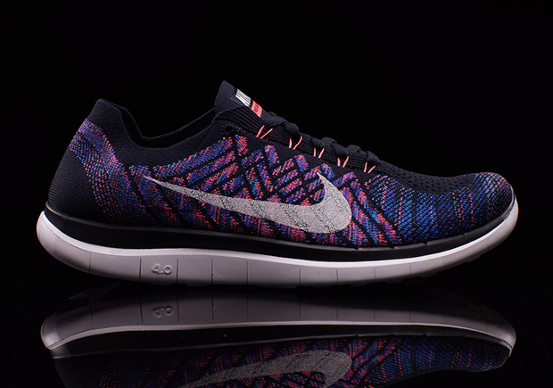 outlet store 9a2a8 50162 Pick Up A Pair Of The Nike Free Flyknit 4.0 Dark Obsidian ...