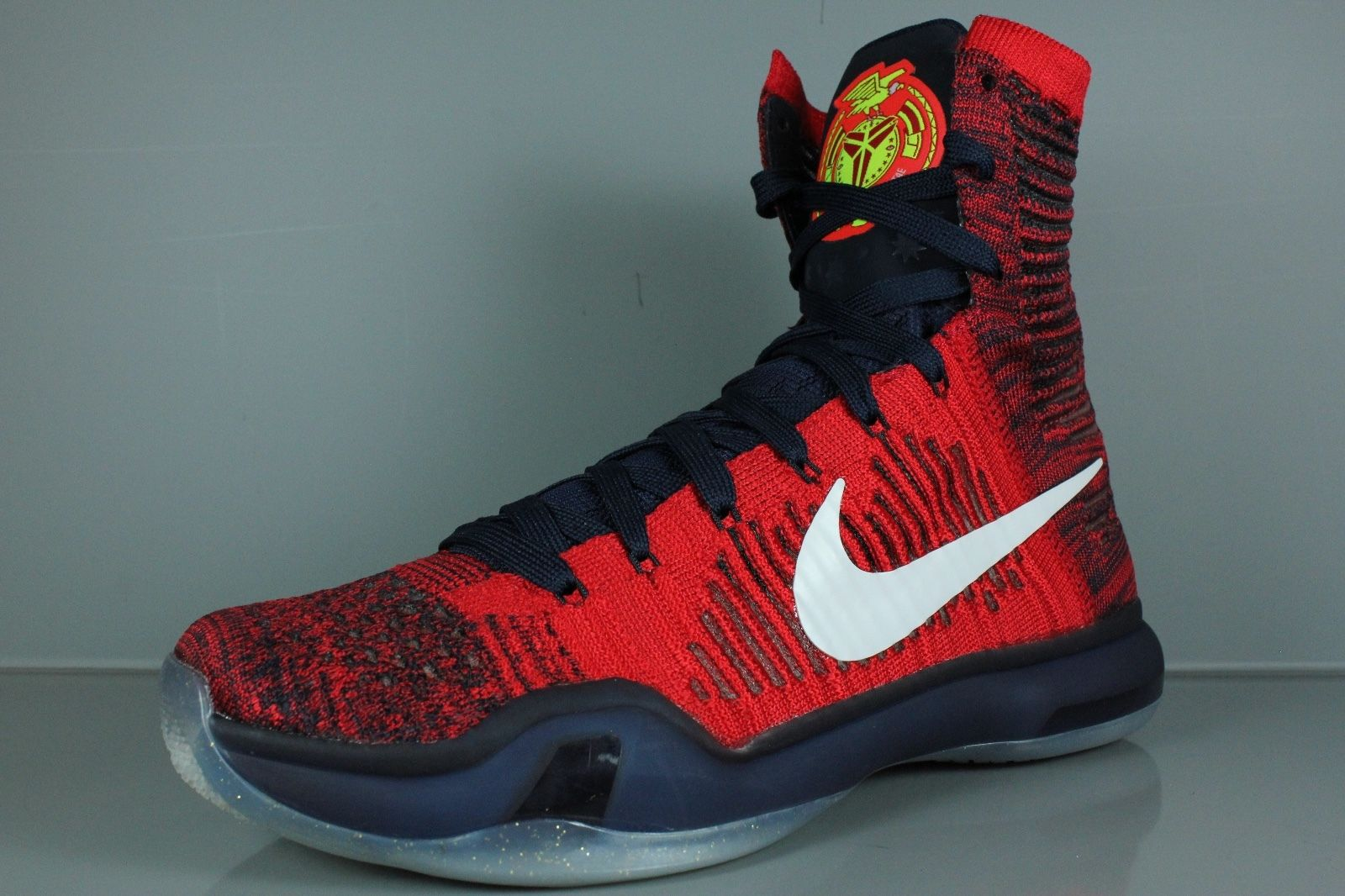 wholesale dealer c6200 b56c5 Nike Kobe 10 Elite High University Red • KicksOnFire.com