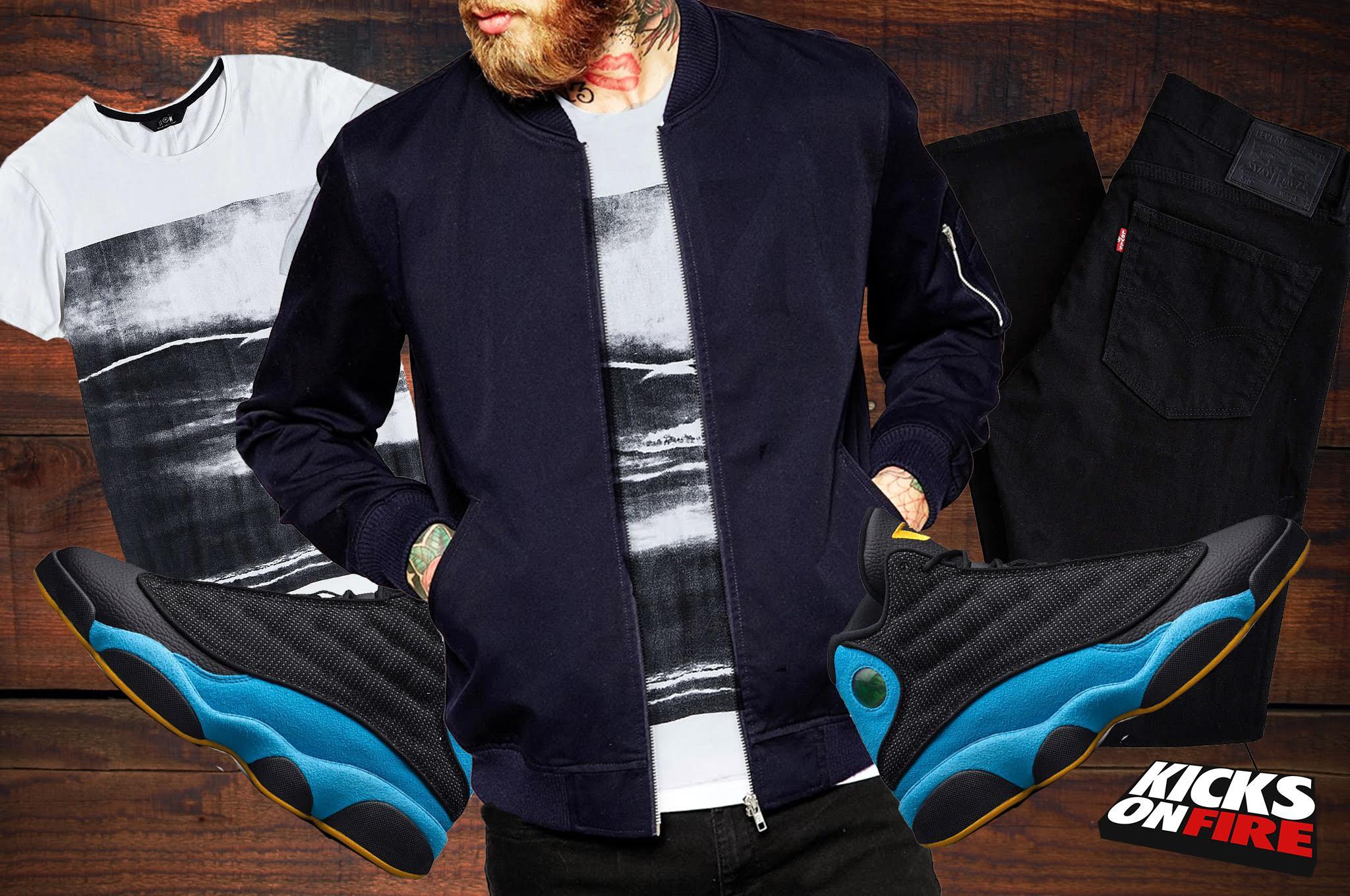 oveja presumir Decaer  SneakerFits: Let's Go Subtle With The Air Jordan 13 CP3