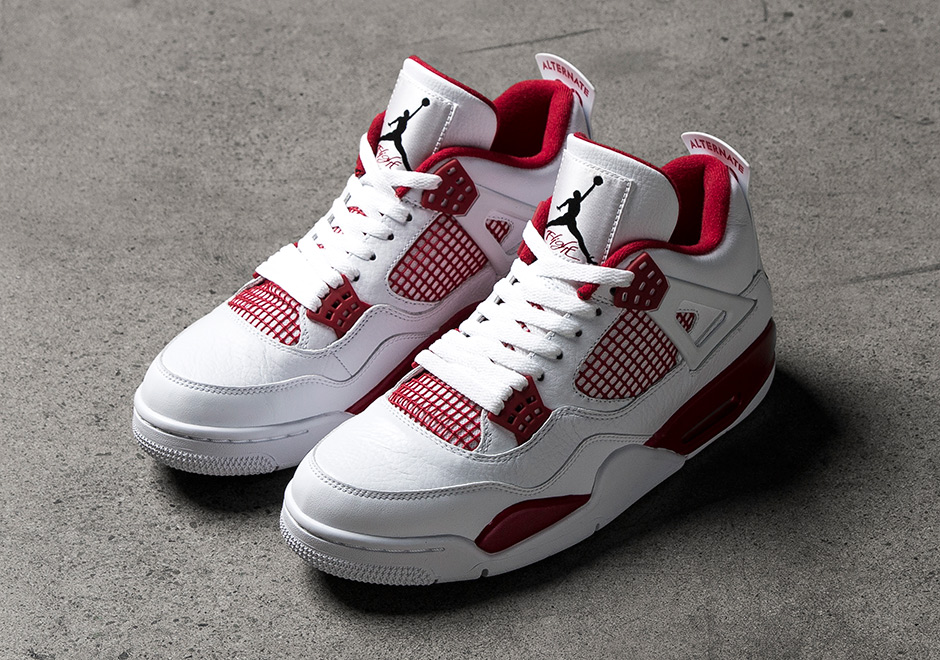 The Air Jordan 4 Alternate 89 Will Be The First Jordan
