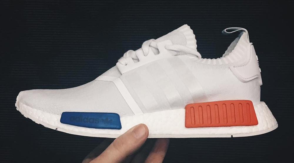 312762c19fa An All-White adidas NMD Has Just Surfaced • KicksOnFire.com