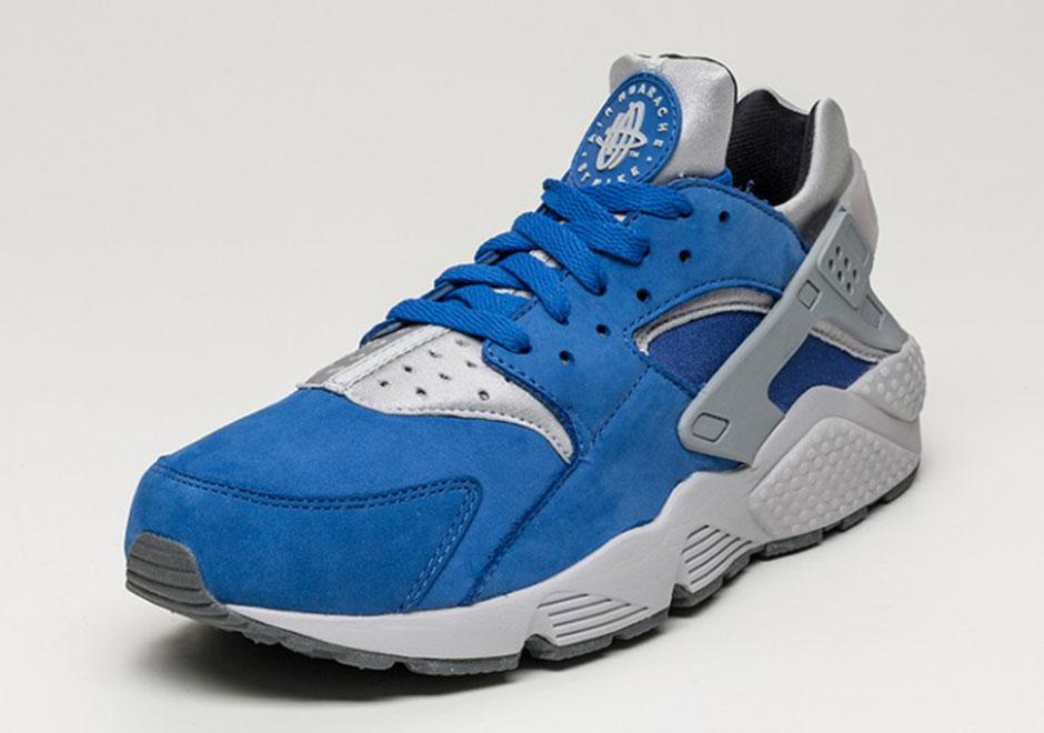 Grey Nike Air Huarache • KicksOnFire