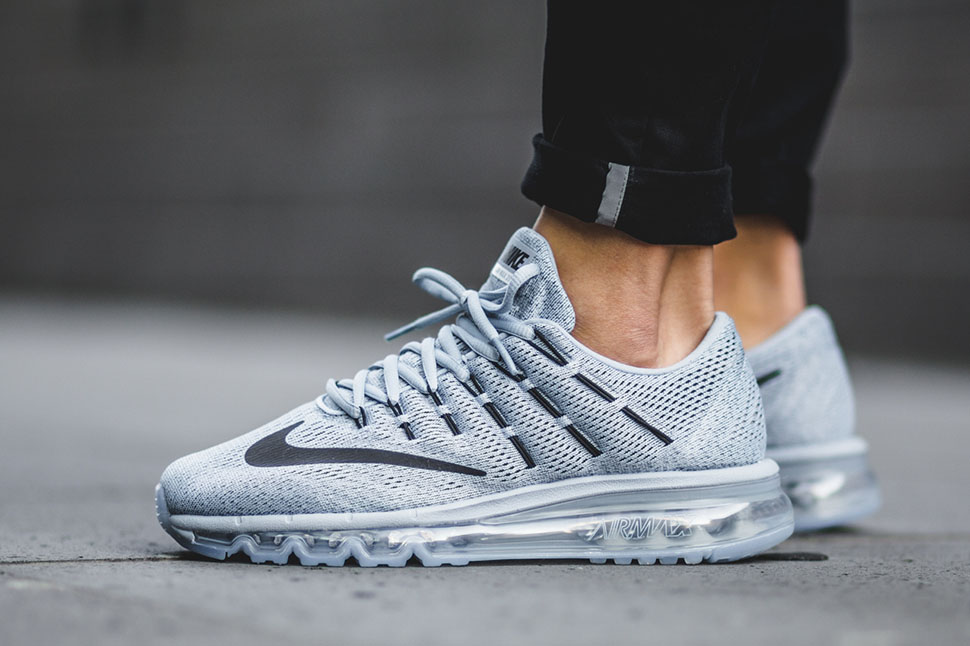 Blue Grey Covers The Nike Air Max 2016