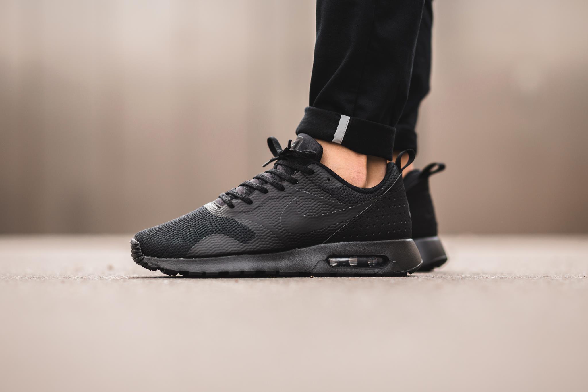 bf5f2e05a18 Another Stealthy Nike Air Max Tavas • KicksOnFire.com