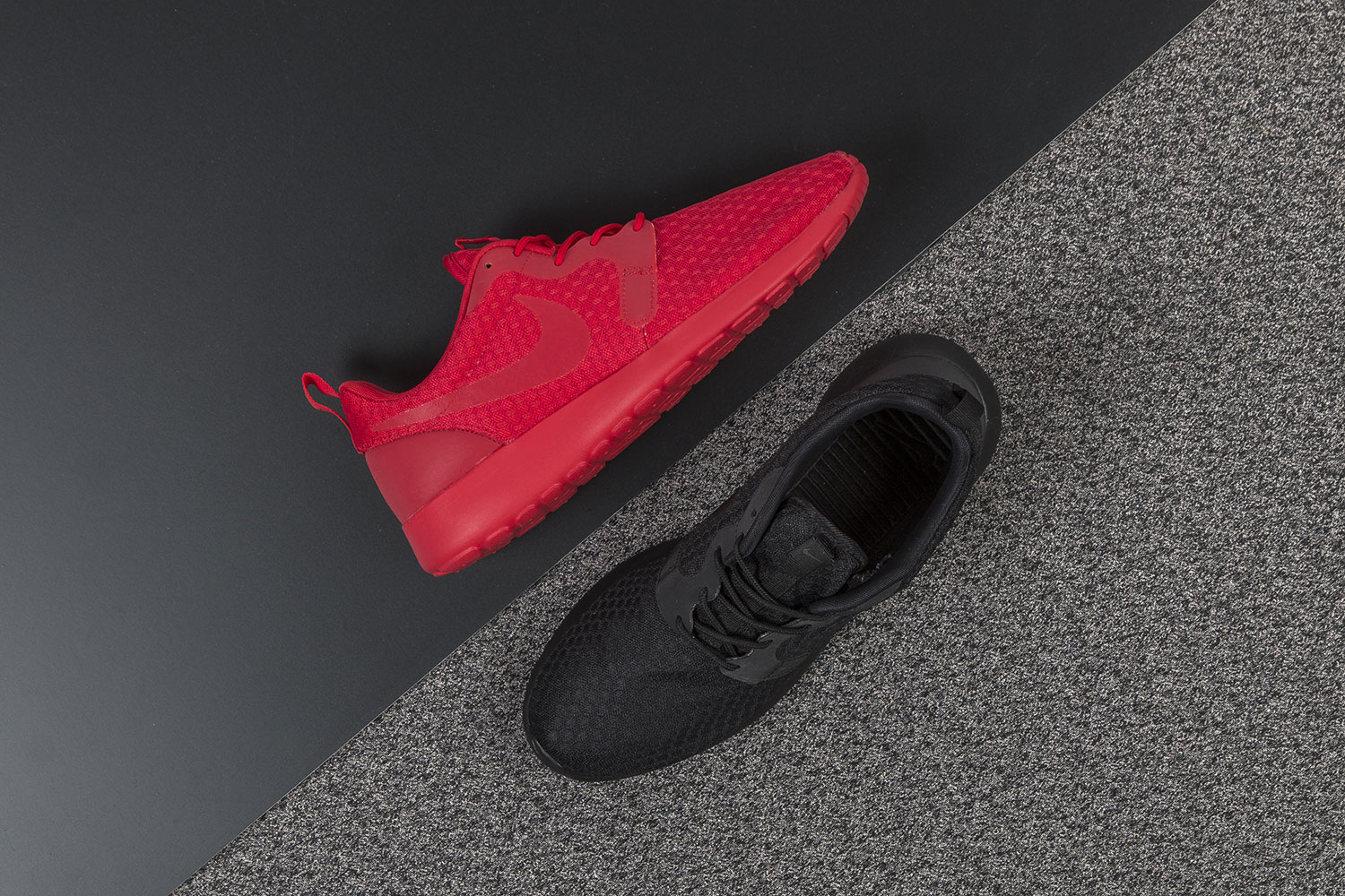 half off d19c4 d426c The Nike Roshe Run Hyperfuse Takes The Tonal Route With ...