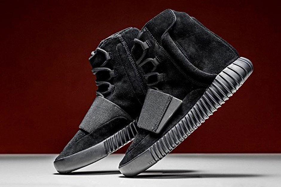 new styles 50112 daf94 adidas Yeezy Boost 750 Black • KicksOnFire.com