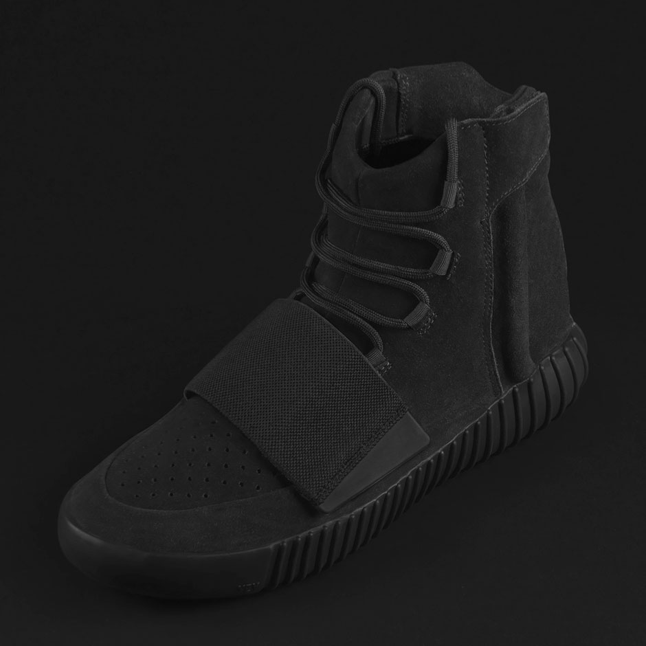 new styles ec41d 74159 adidas Yeezy Boost 750 Black • KicksOnFire.com