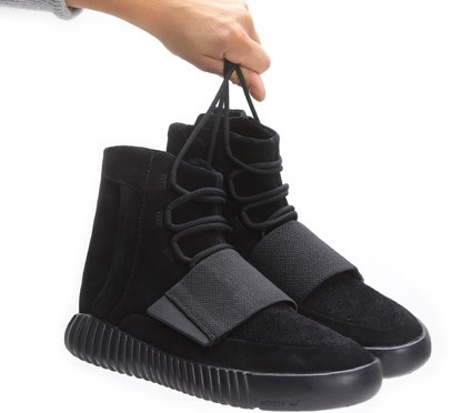 detailed look 937e9 625c8 Our Best Look Yet At The adidas Yeezy Boost 750 Black ...