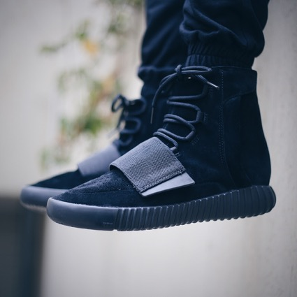 detailed look 793df 3e76d Our Best Look Yet At The adidas Yeezy Boost 750 Black ...