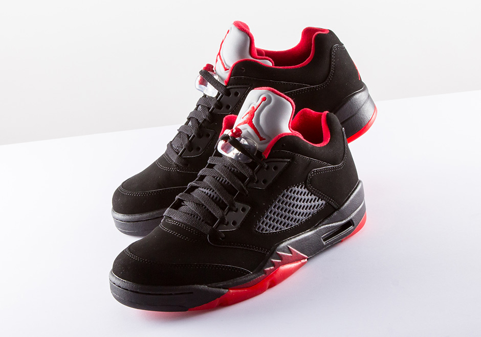 buy online 0421a a3acd More Images Of The Air Jordan 5 Low Alternate 90 ...