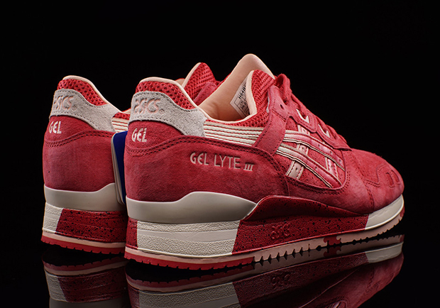 sale retailer b523f e7797 The Asics Gel Lyte 3 That Cupid Would Wear • KicksOnFire.com