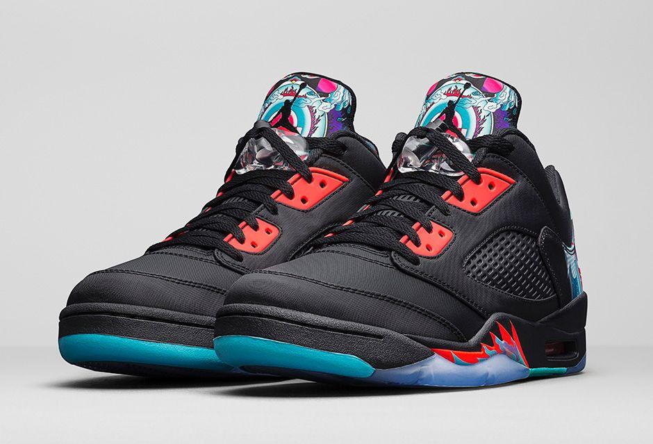 finest selection 124e1 fd9dd Air Jordan 5 Low China • KicksOnFire.com