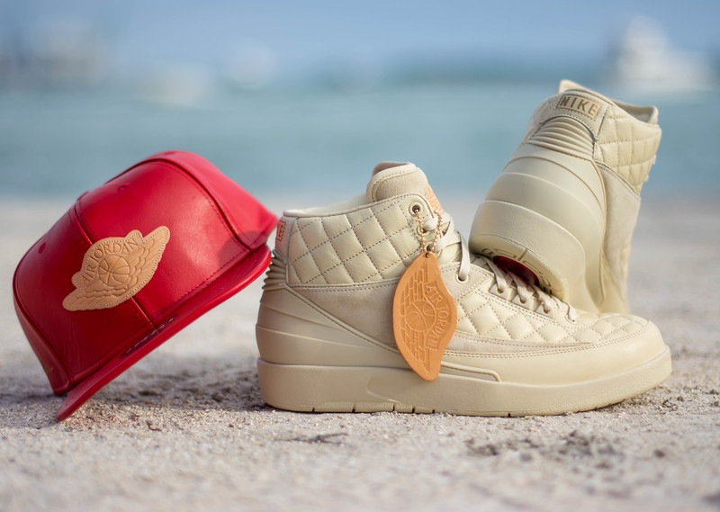 best sneakers 4ae6d ab00c Just Don x Air Jordan 2 Beach • KicksOnFire.com