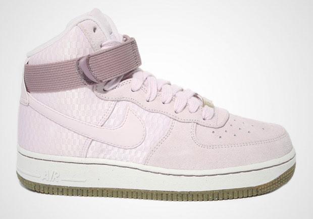 promo code 6ca24 d7494 Peep The Women s Nike Air Force 1 High Bleach Lilac • KicksOnFire.com