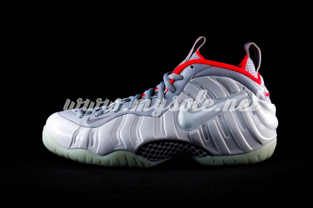 sports shoes 0c8d1 8c32a A Touch Of Yeezy On This Nike Air Foamposite Pro ...