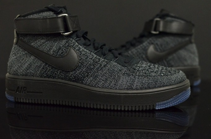 2016 New Nike Air Force 1 Flyknit Men Shoes 003