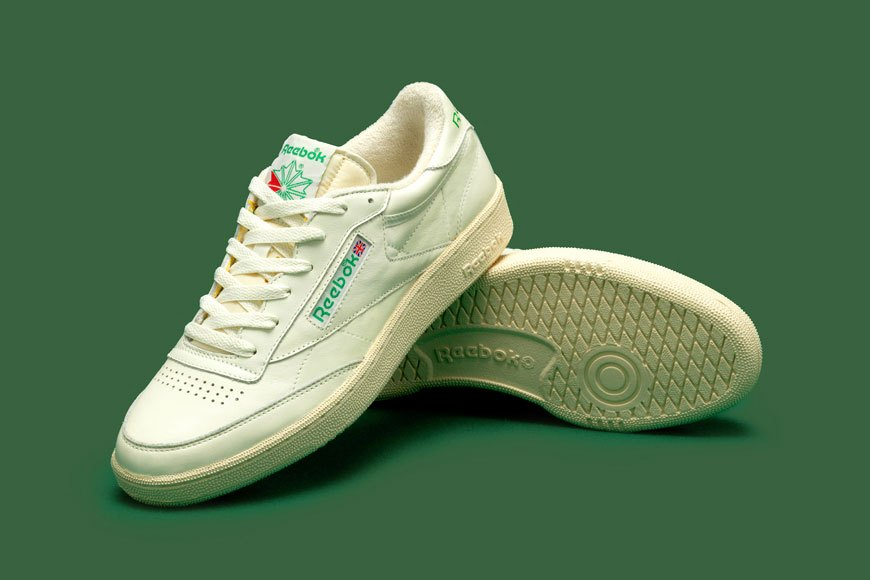 The Reebok Club C 85 Vintage Is Back With Modern Upgrades