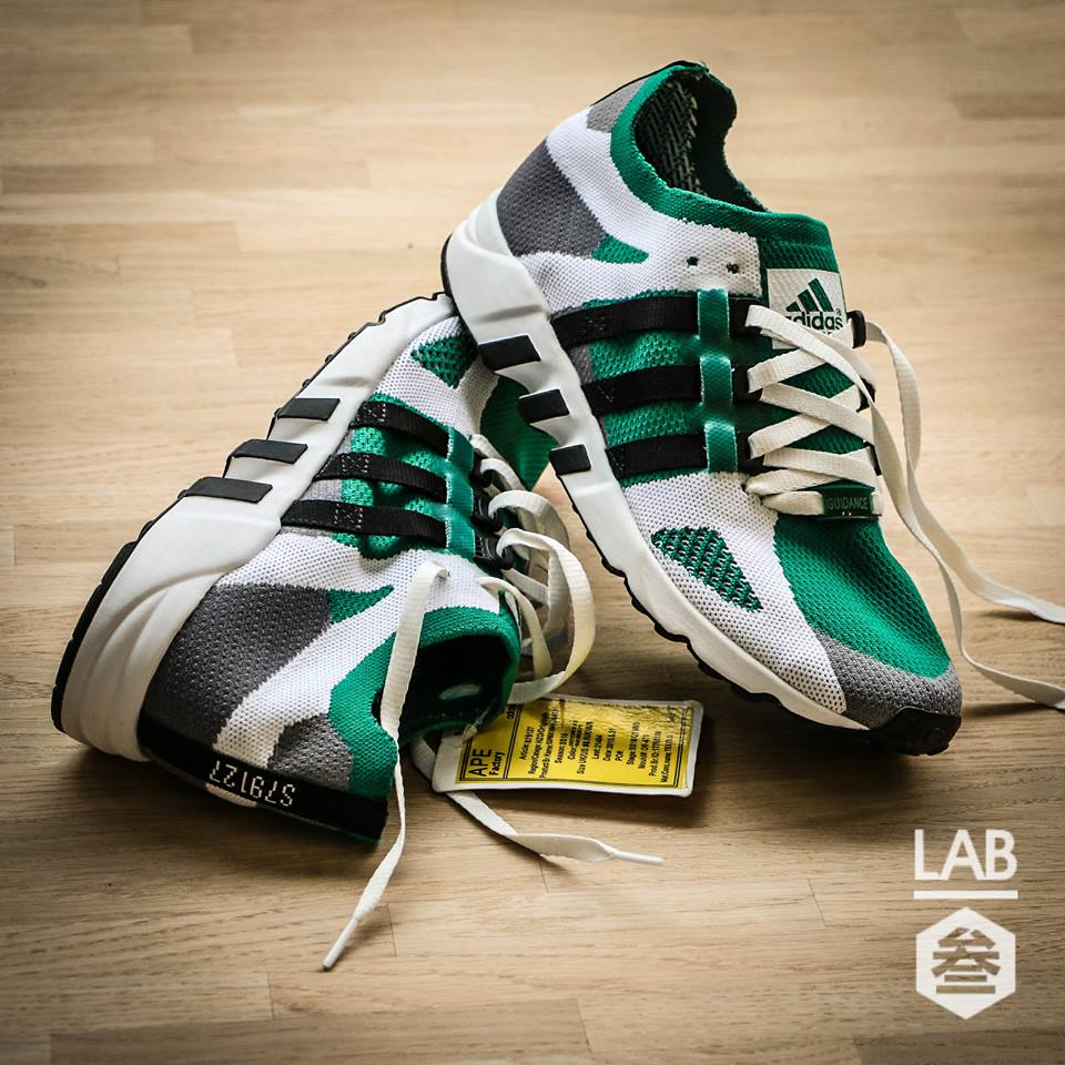 pretty nice 4e012 bcae7 Old Meets New: adidas EQT Running Guidance 93 Primeknit ...