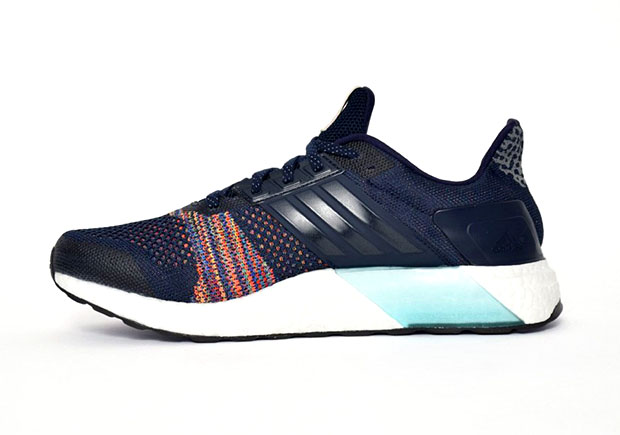 adidas Ultra Boost ST Navy Multi Color
