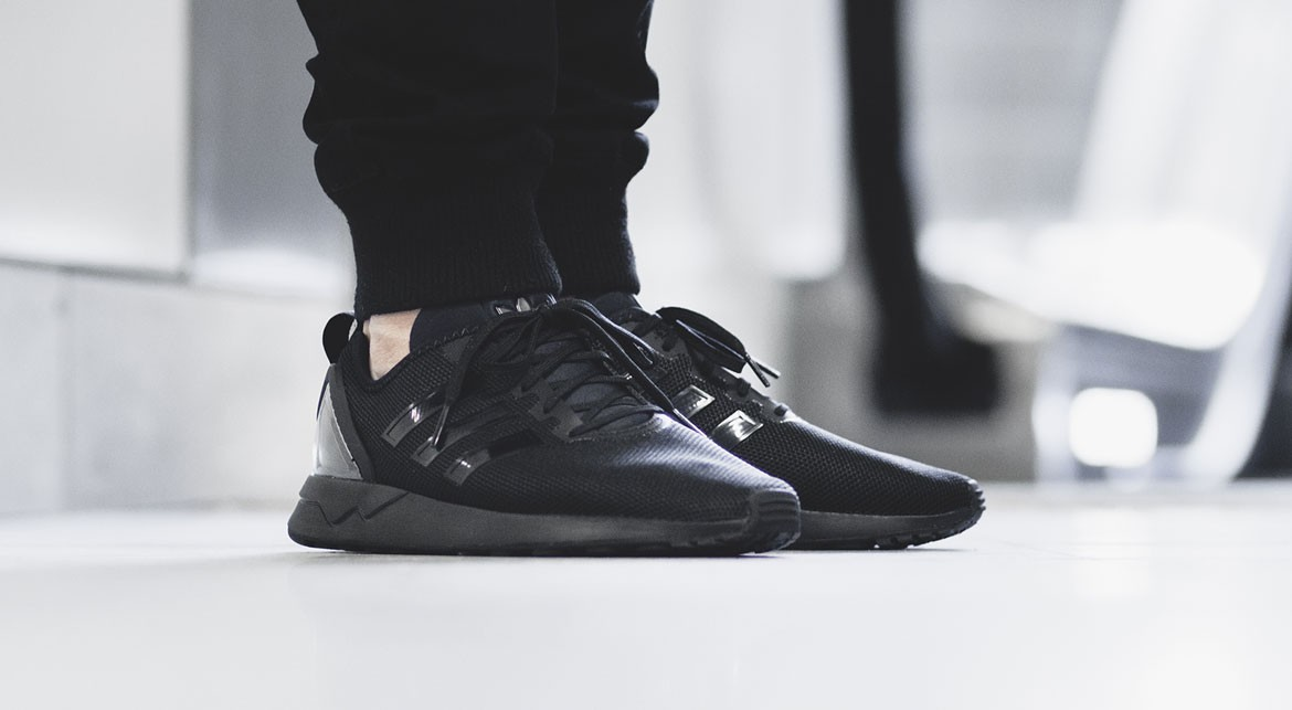 size 40 994fc 67292 Keep It Classic With The adidas ZX Flux ADV Black ...