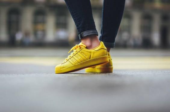 The adidas Originals Superstar Adicolor