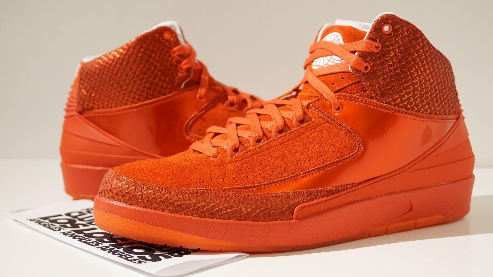 premium selection 1358c 58f6e Sneaker Grails: Justin Timberlake's Air Jordan 2 Legends Of ...