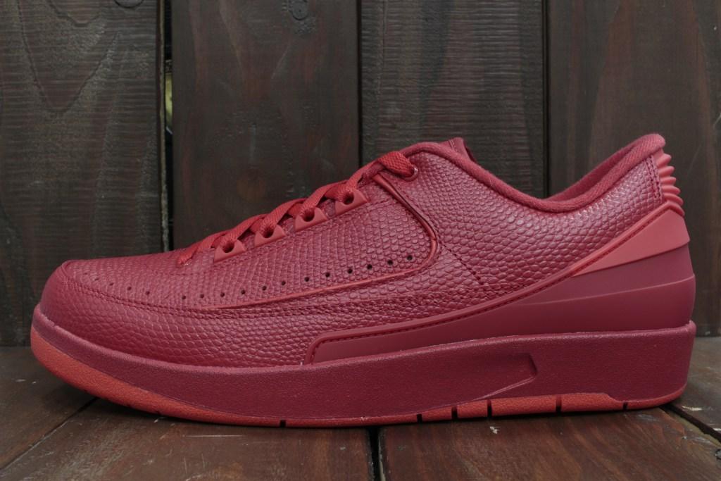 brand new 0e52f 4d790 Air Jordan 2 Low Gym Red • KicksOnFire.com
