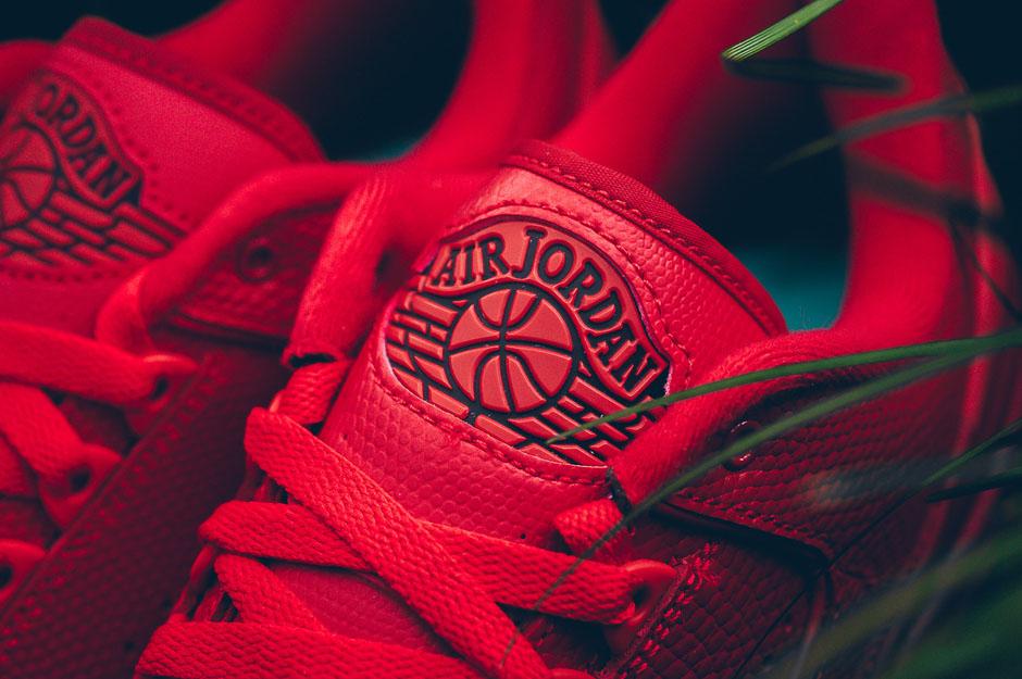 brand new b9775 bd260 Air Jordan 2 Low Gym Red • KicksOnFire.com
