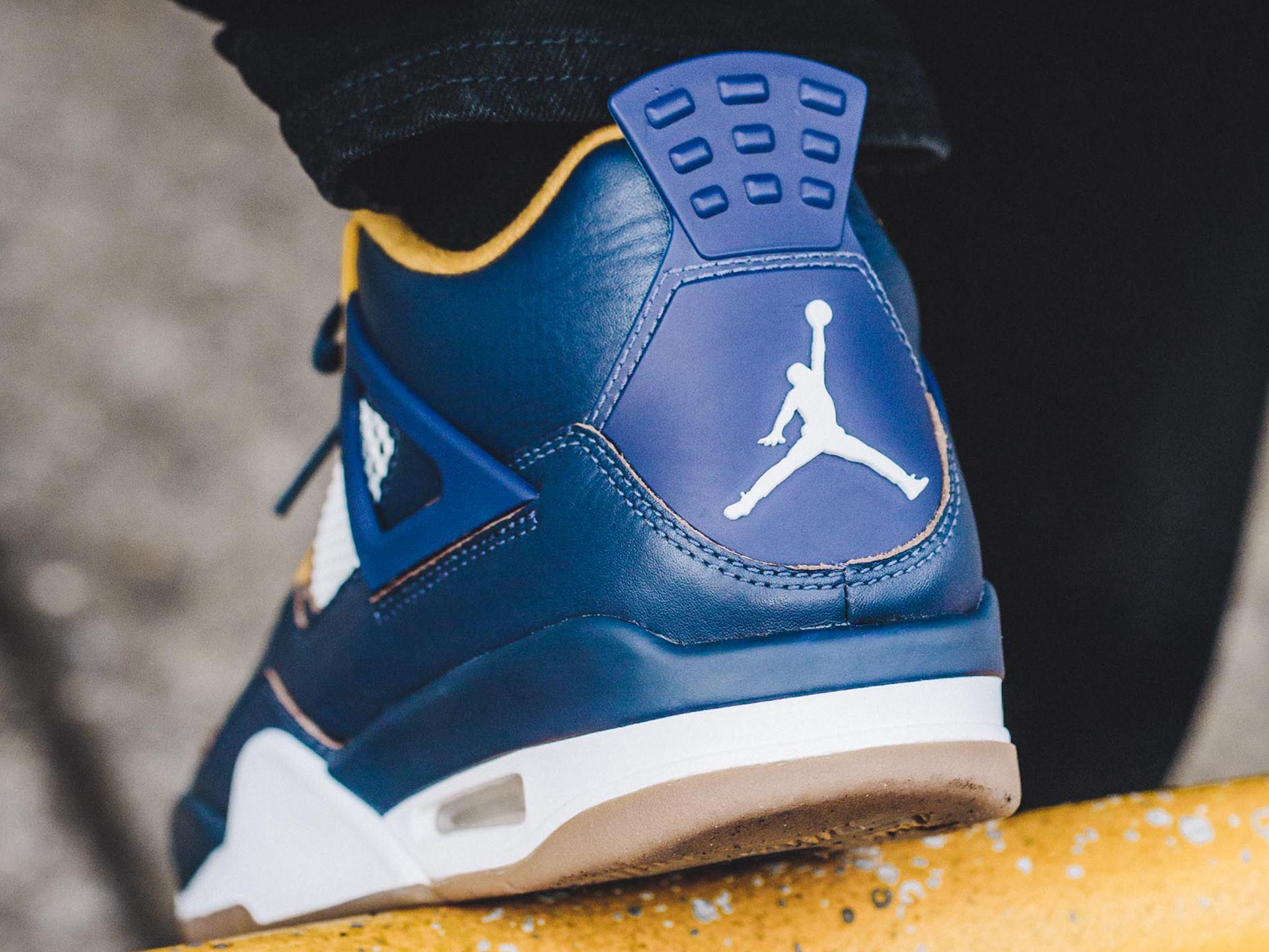 sale retailer 6c21e 7b2e9 Air Jordan 4 Dunk From Above • KicksOnFire.com