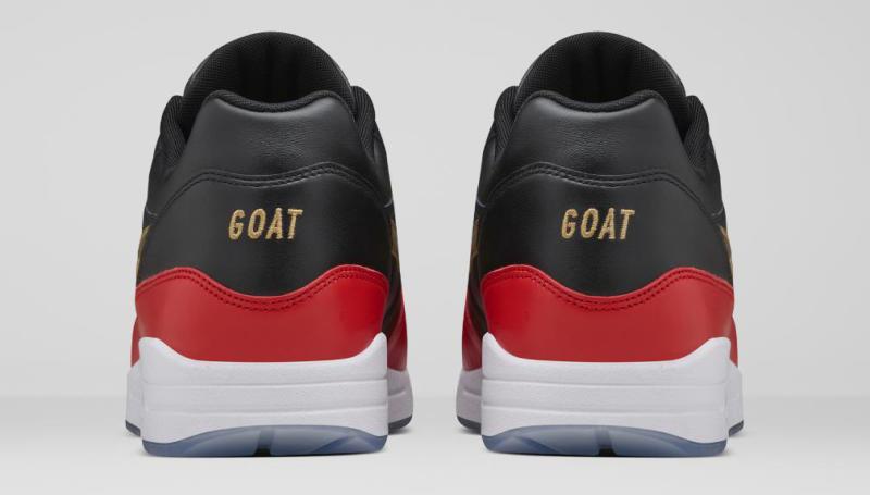 Obstinado Seducir prioridad  Roger Federer Gets His Own Nike Air Max 1 • KicksOnFire.com