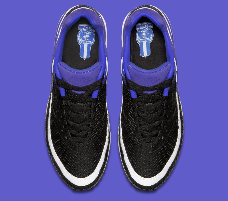 Nike Womens Air Max BW Black Persian Violet White