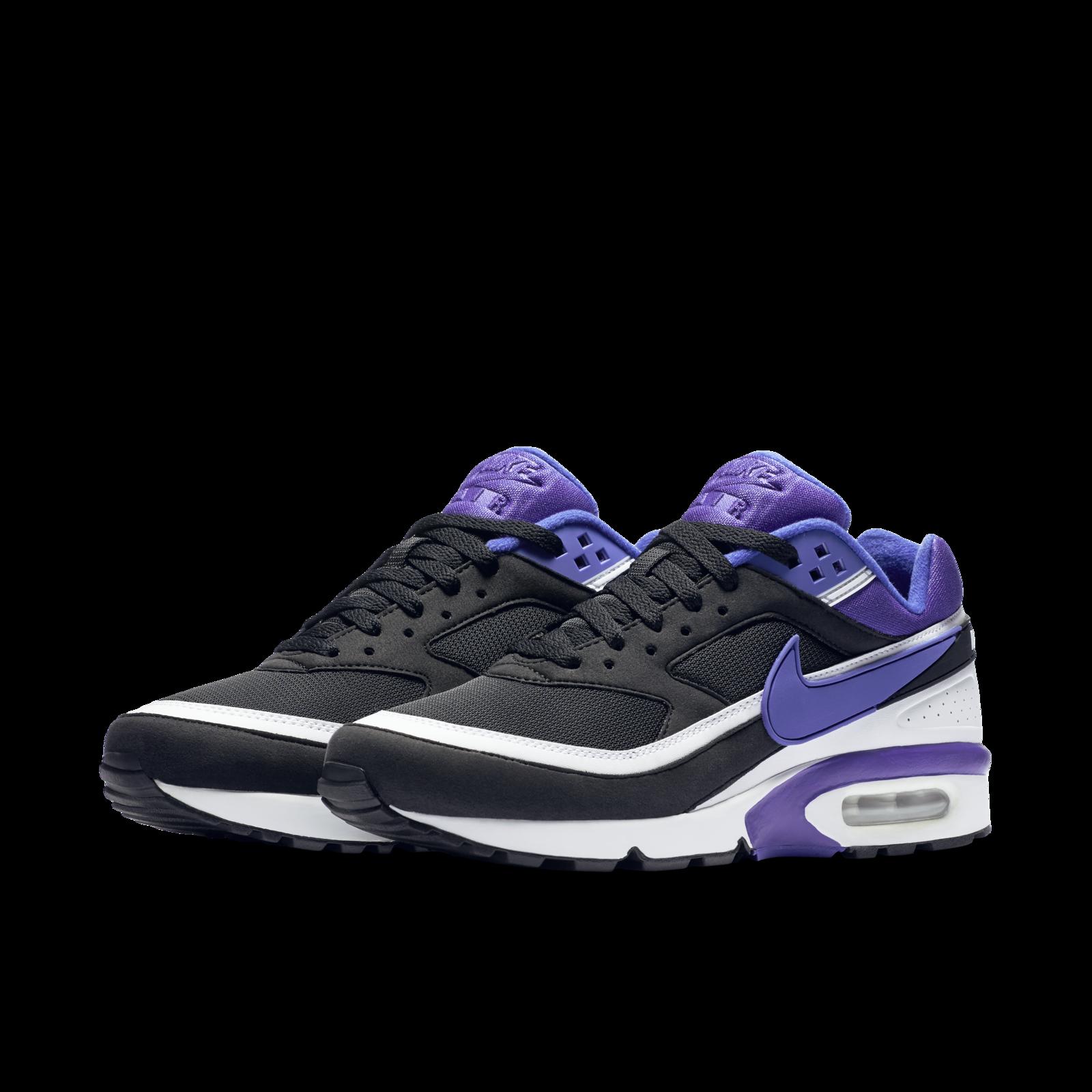 nike air max bw nero purple