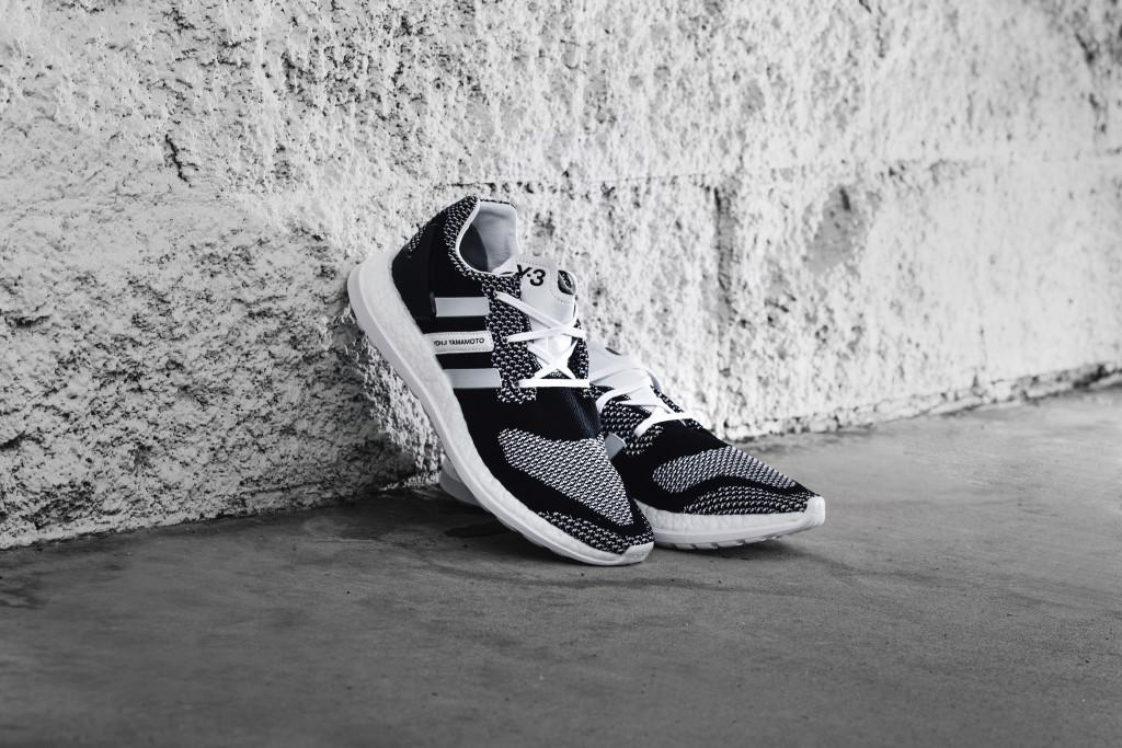 Y3 Pure Boost Zg Knit Black White Ebay | adidas y 3 y3 boost