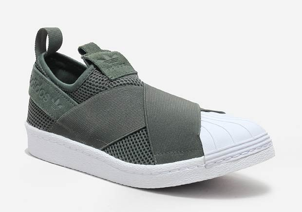 newest edd47 5a42f New Colorways Of The adidas Superstar Slip On Have Arrived ...