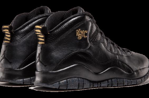 best website 887e0 9109b Air Jordan 10 NYC • KicksOnFire.com