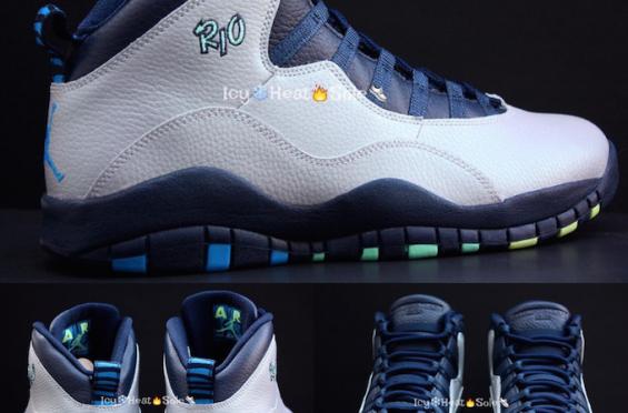 Air Jordan 10 3