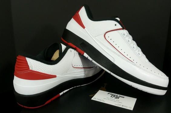 Air Jordan 2 Low  1