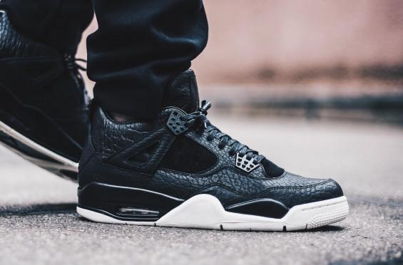 Release Reminder: Air Jordan 4 Premium