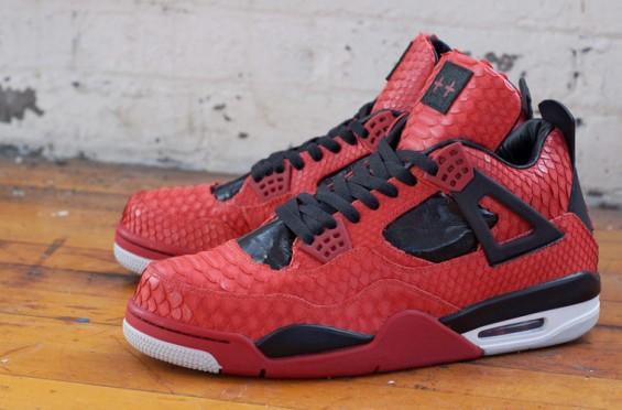 JBF Customs Air Jordan 4 1