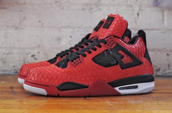 JBF Customs Air Jordan 4 2