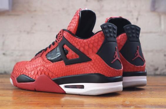 JBF Customs Air Jordan 4 3