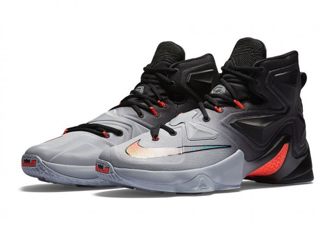 promo code 72bcc 676bf Cavaliers Colors Inspire The Nike LeBron 13 On Court ...