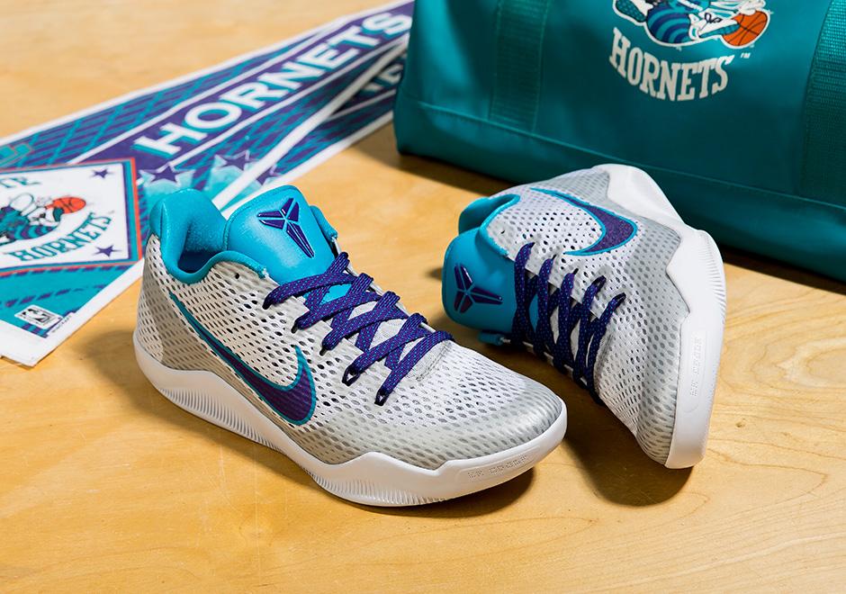 best loved 5b418 a74bf Look Back On Kobe s NBA Beginnings With The Nike Kobe 11 Draft Day •  KicksOnFire.com
