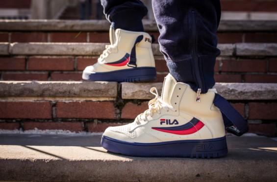 Packer Shoes x FILA 1